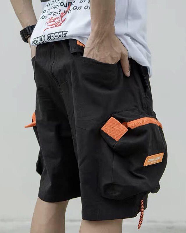 ビッグポケットカーゴショートパンツ ハーフパンツ メンズの商品画像3